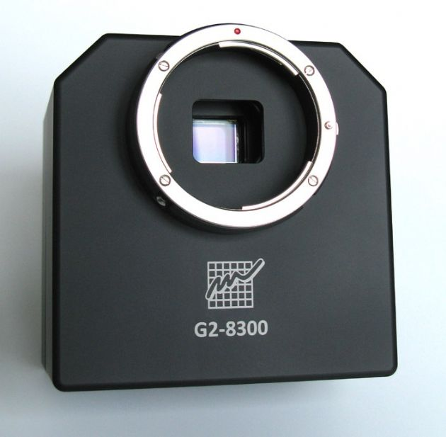 Moravian Instruments G2-8300 Monochrome CCD